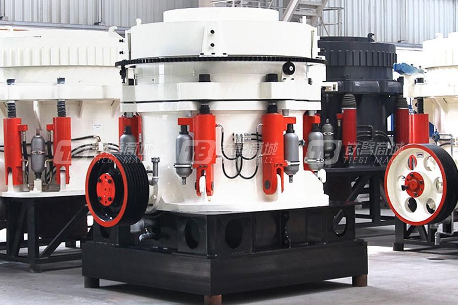 红星HXHP系列多缸液压圆锥破碎机