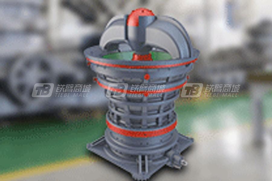 上海西芝HGT系列旋回式破碎机