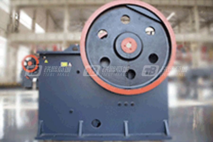 上海西芝PE系列颚式破碎机