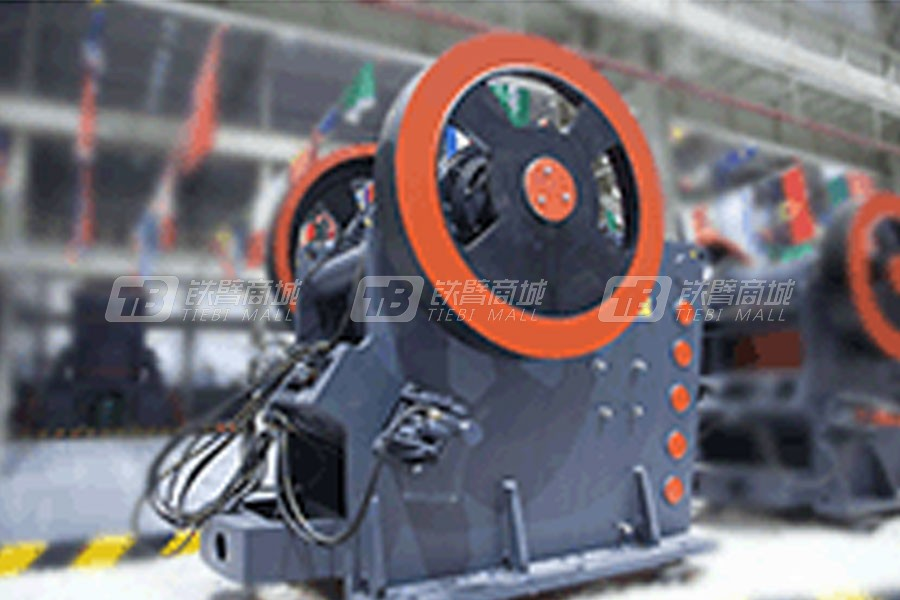 上海西芝PEW系列颚式破碎机