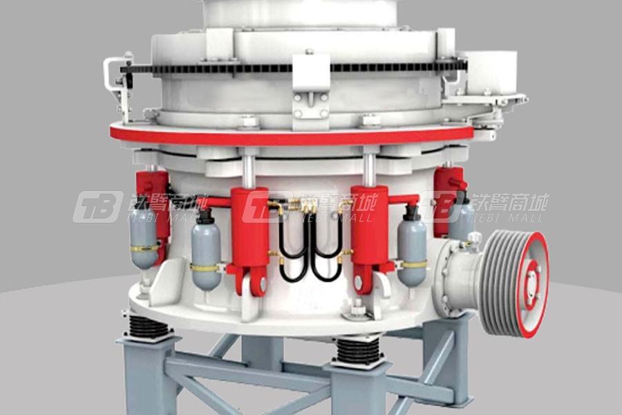 山卓重工HPT系列多缸液压圆锥破碎机