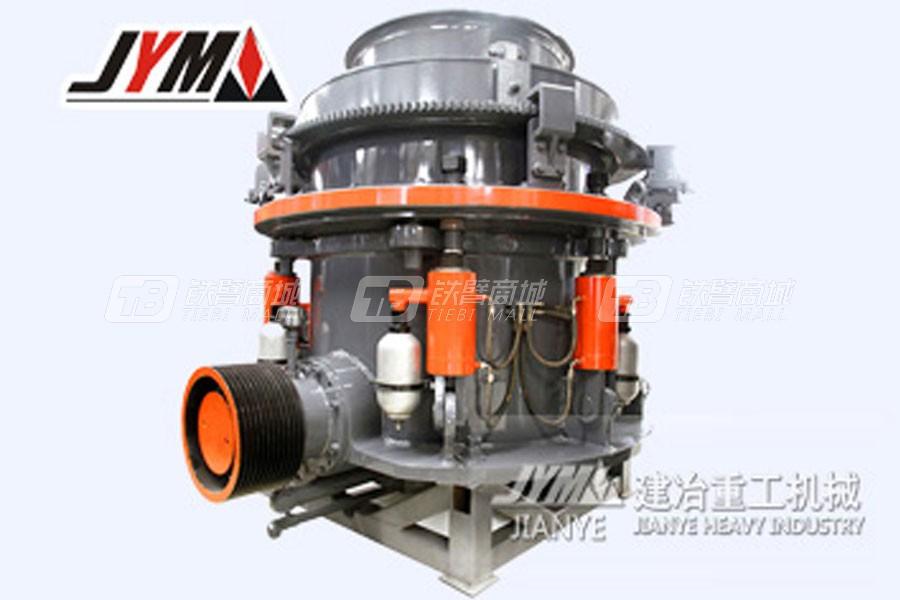 上海建冶HPT系列多缸液压圆锥破碎机