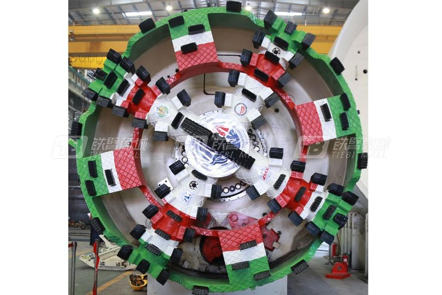 铁建重工ZTE系列小直径盾构机
