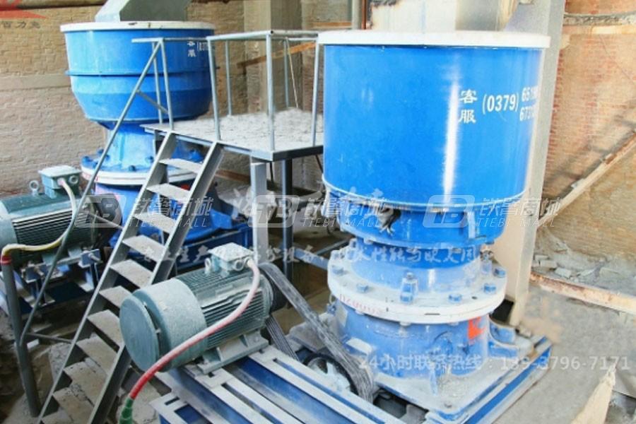 百力克HPS单缸液压圆锥破碎机