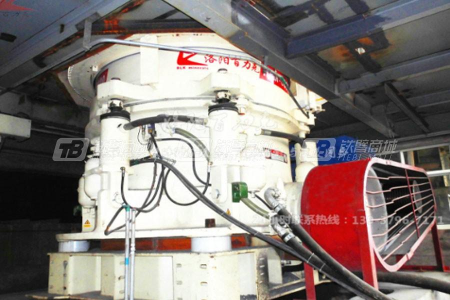 百力克HPM40多缸液压圆锥破碎机