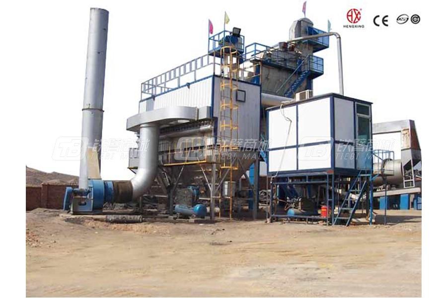 恒兴机械LB2500强制间歇式沥青混合料搅拌设备