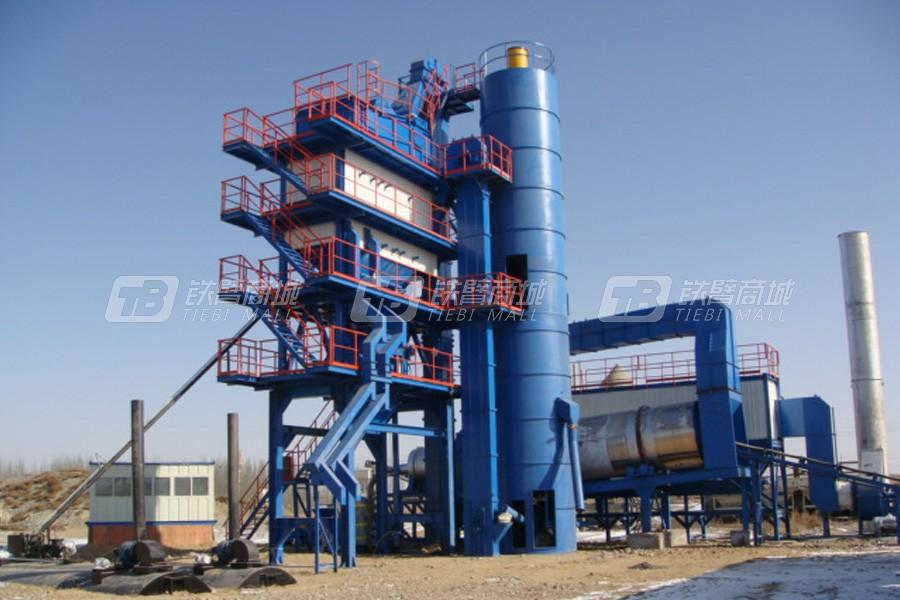 西安路邦LB2000强制间歇式沥青混合料搅拌设备