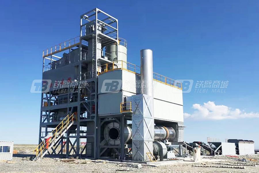 岳首LBM1500模块式沥青混合料搅拌设备