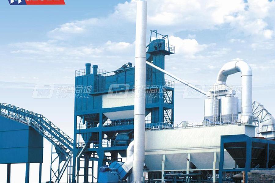 环球QLB-6000沥青混合料搅拌机械设备