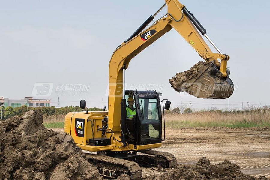 卡特彼勒308E2挖掘机