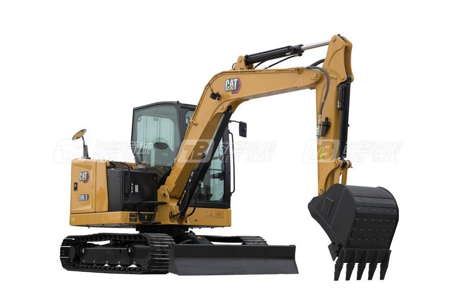 卡特彼勒新一代CAT®306.5小型液压挖掘机