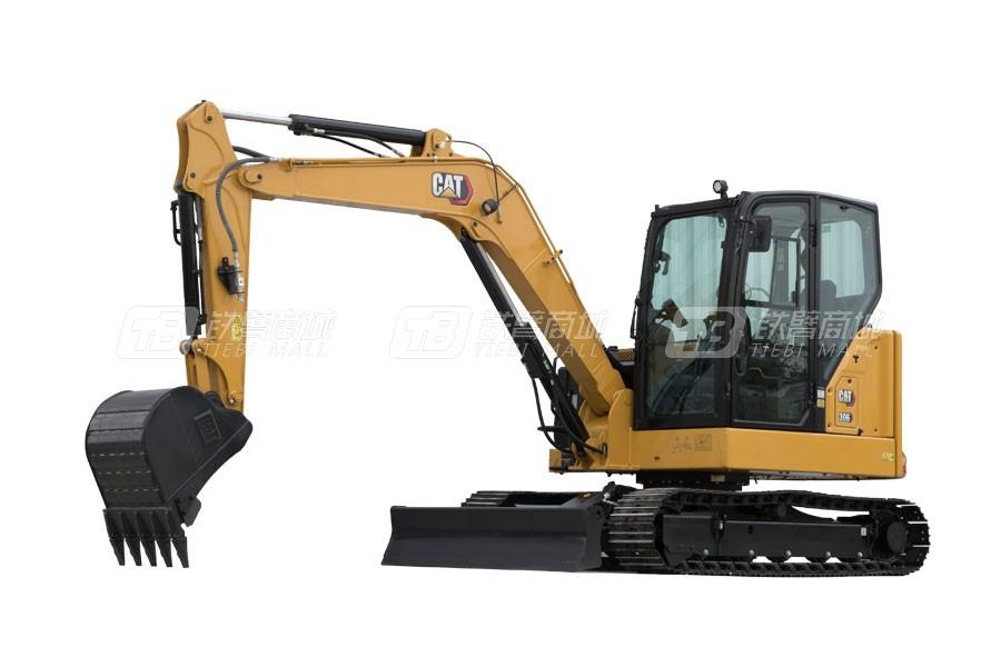 卡特彼勒新一代CAT®306小型液压挖掘机