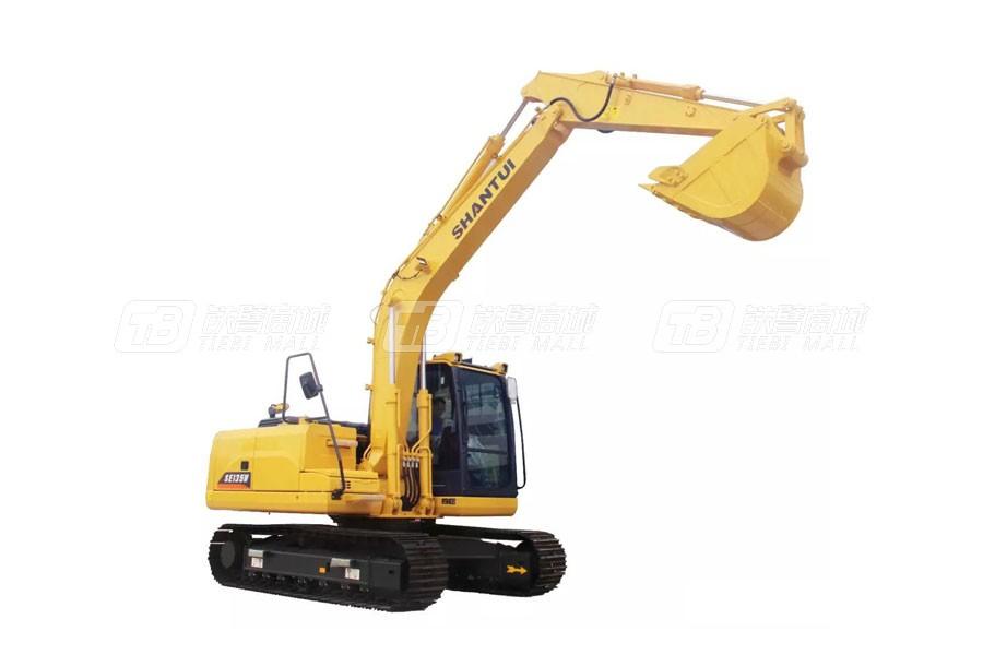 山推挖掘机SE135-9W履带挖掘机