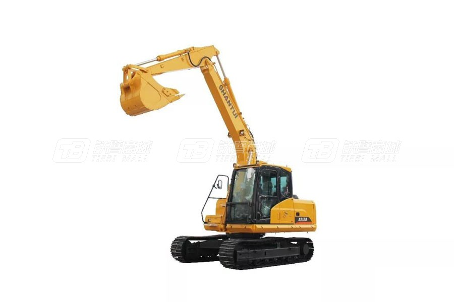 山推挖掘机SE150-9履带挖掘机