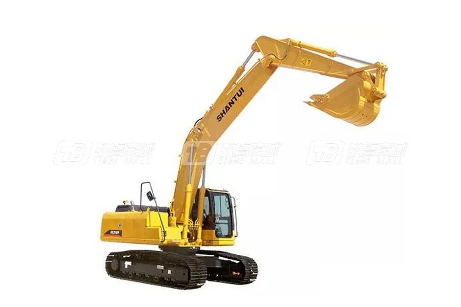山推挖掘机SE210W履带挖掘机