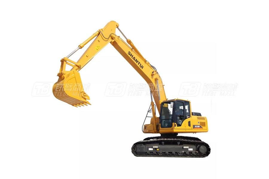 山推挖掘机SE220W履带挖掘机
