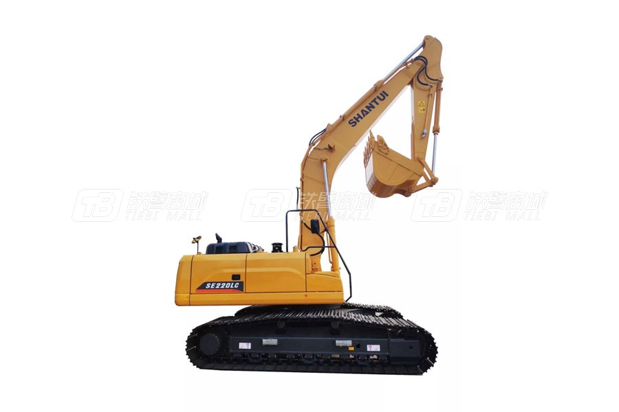 山推挖掘机SE220LC(出口用车)履带挖掘机