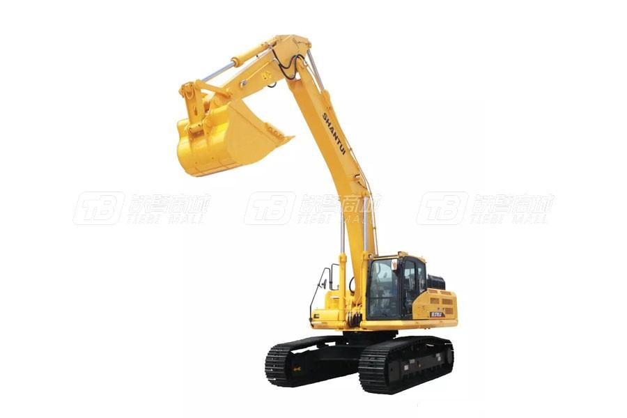 山推挖掘机SE370LC履带挖掘机