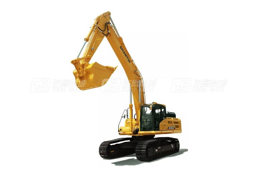 山推挖掘机SE370LCW履带挖掘机