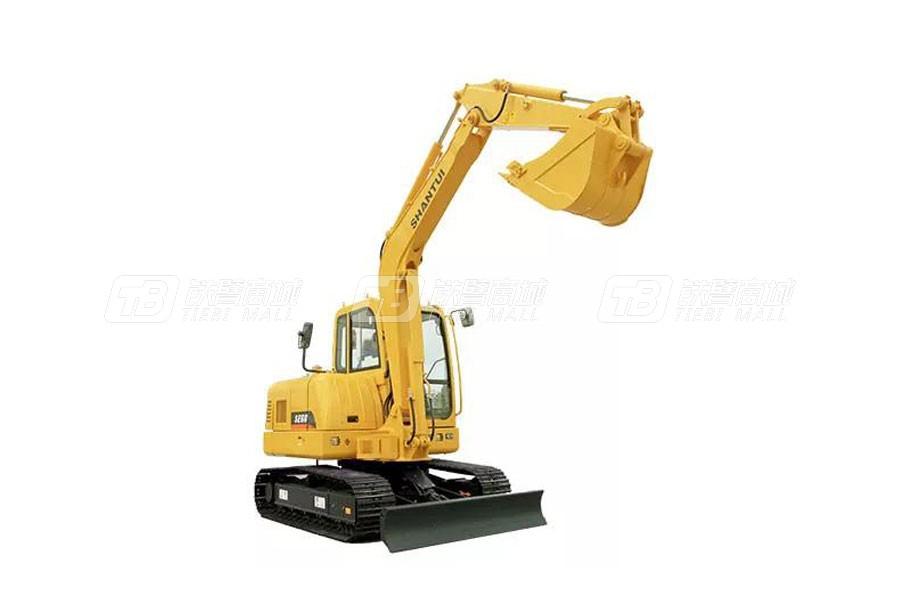 山推SE60-9A履带挖掘机