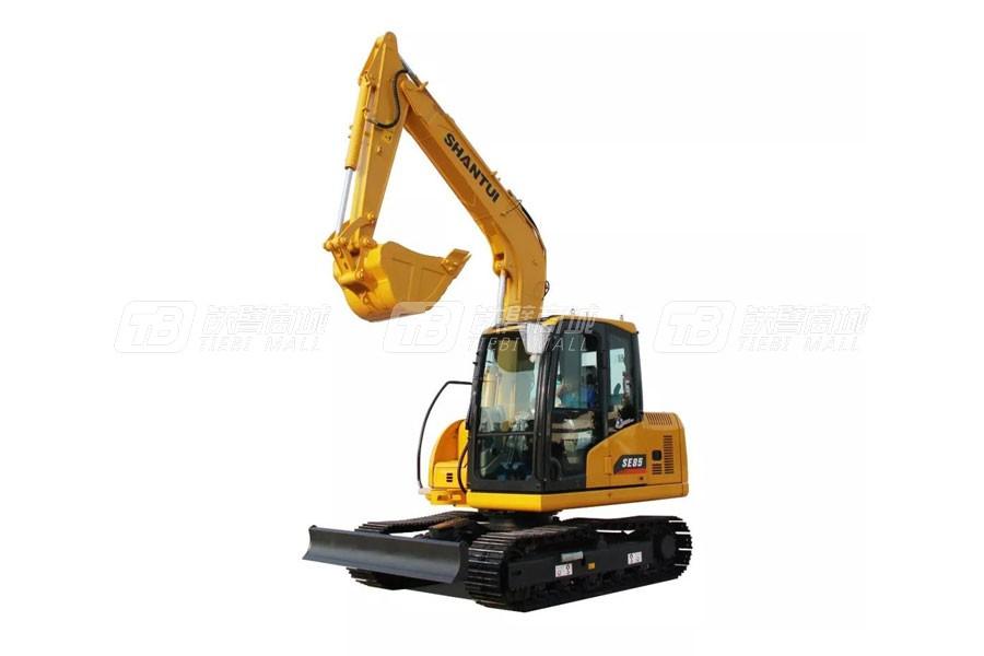 山推挖掘机SE85(标配版)履带挖掘机