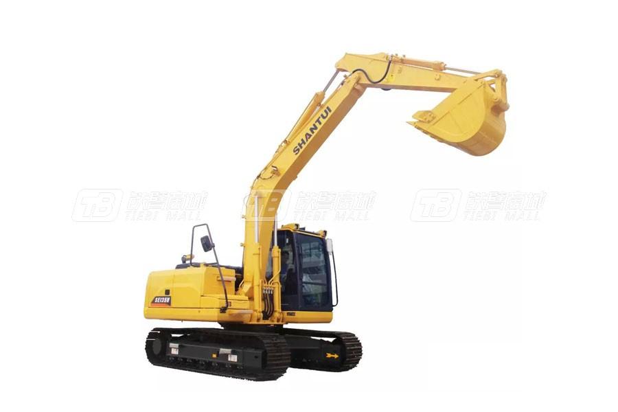 山推SE135-9W(配潍柴发动机版)履带挖掘机