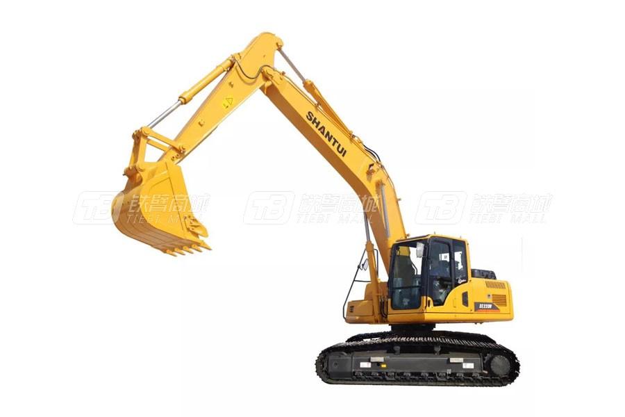 山推SE220W履带挖掘机