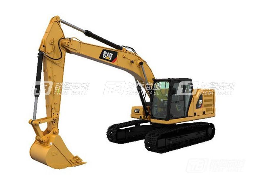 卡特彼勒新一代CAT<sup>®</sup> 320液压挖掘机图片
