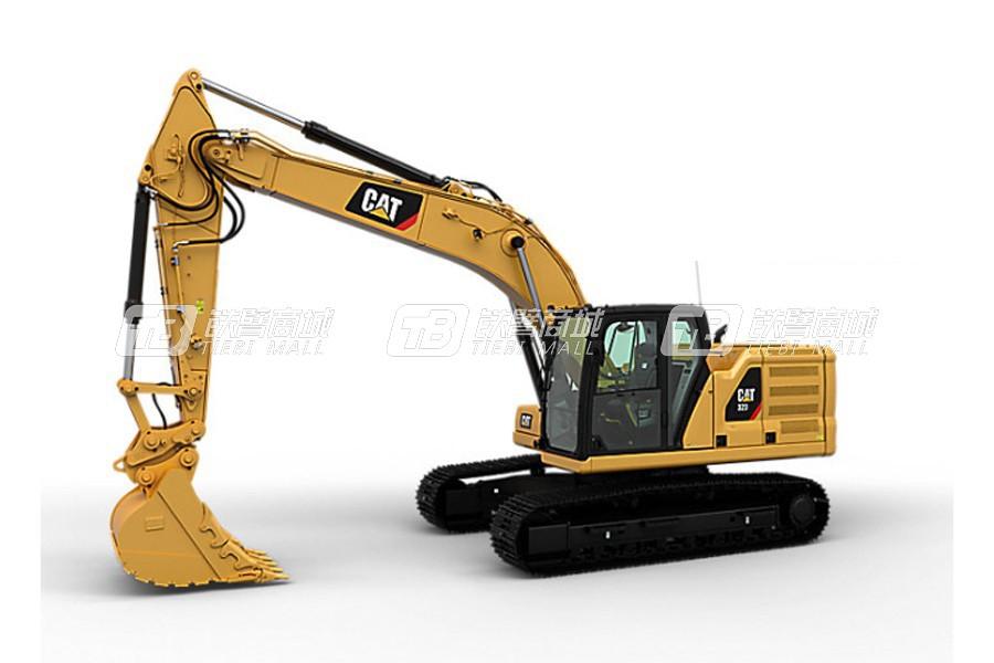 卡特彼勒新一代CAT<sup>®</sup> 323液压挖掘机