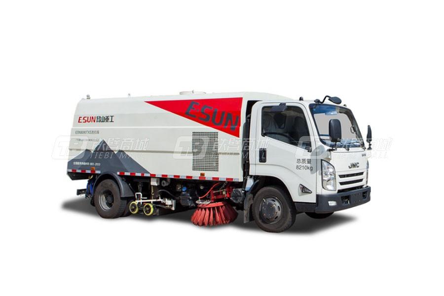 易山ESN5080TXS洗扫车