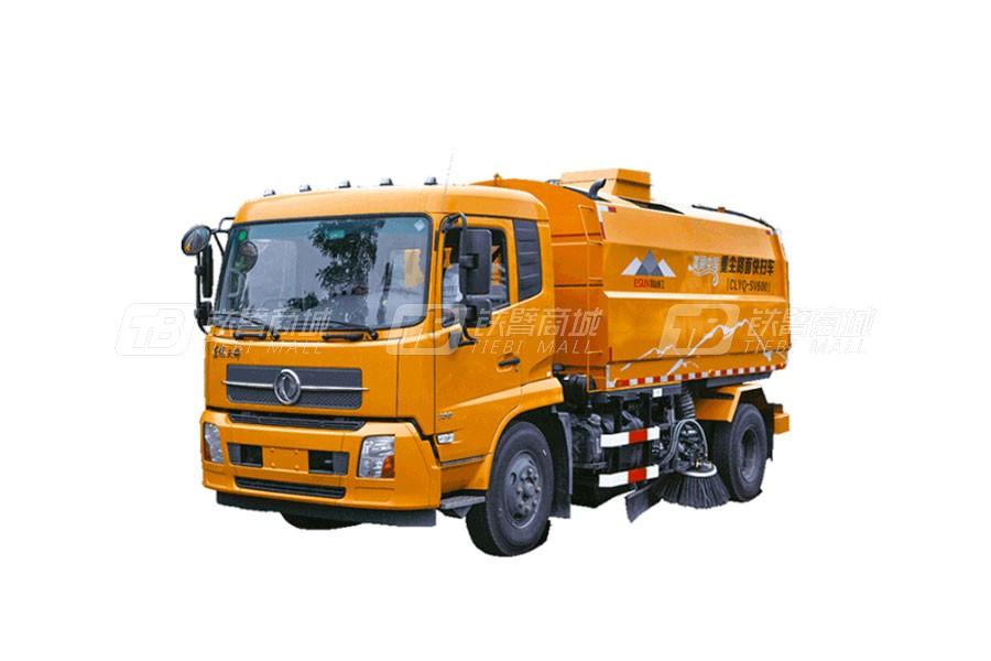 易山CLYQ-SV600/ESN5160TSL重尘路面快扫车