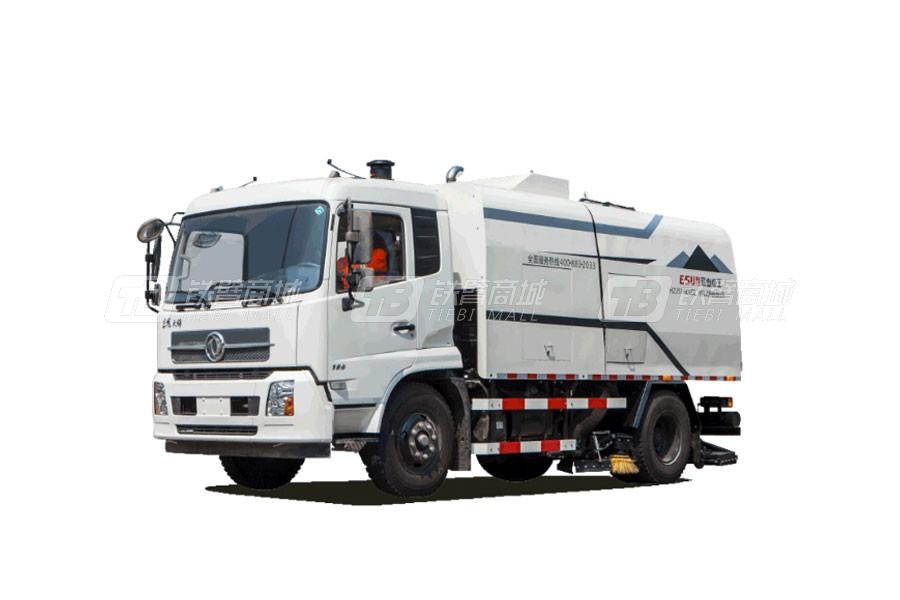 易山HZJ5160TSL纯吸式清扫车