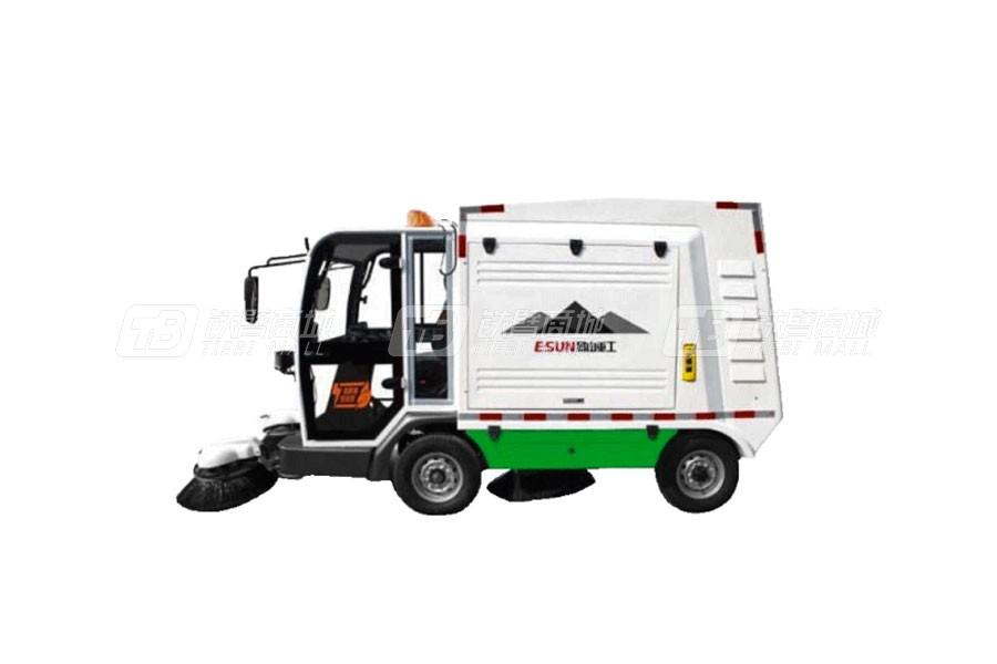 易山ESN S2000-LK纯电动扫路车