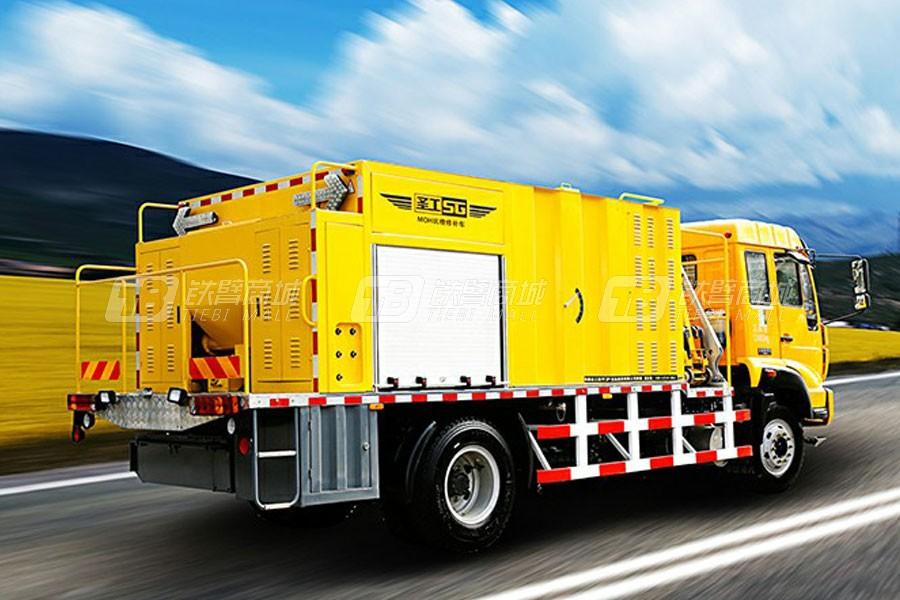 高远圣工HGY5122TYH路面坑槽冷补养护车
