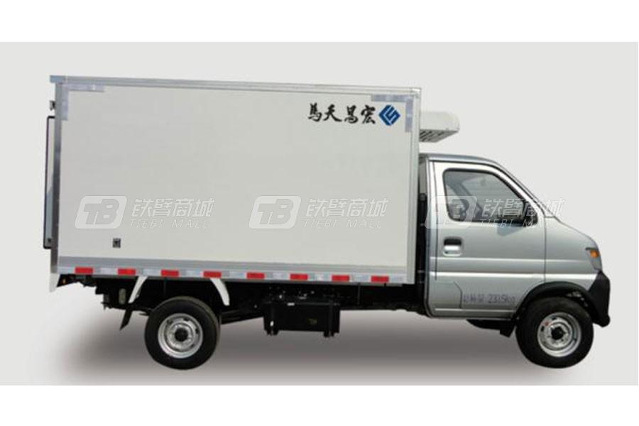 宏昌天马微型冷藏车