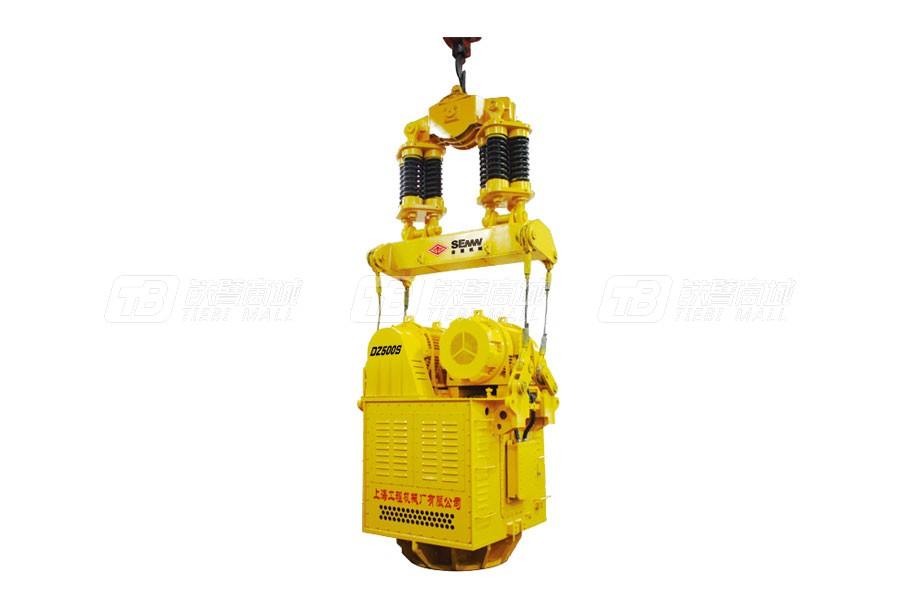 上工机械DZ300电驱振动桩锤