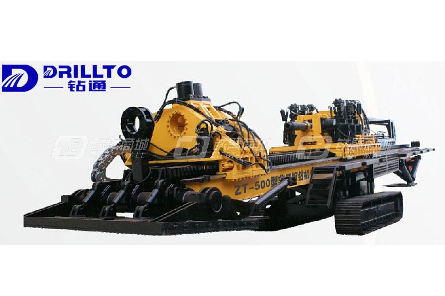深圳钻通ZT-500水平定向钻