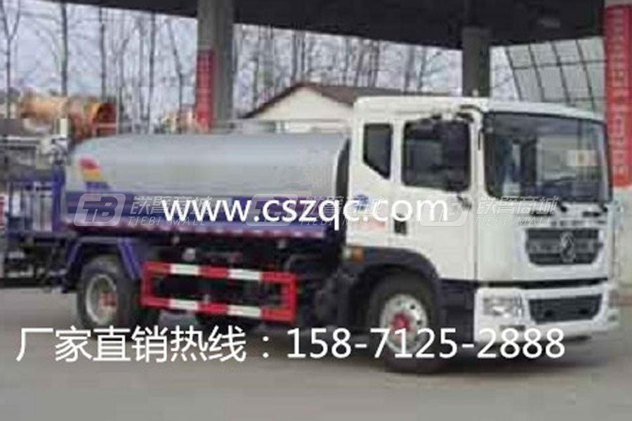厦工楚胜东风大多利卡12吨绿化喷洒车