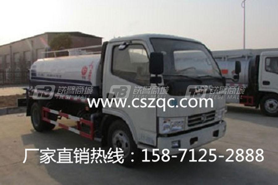 厦工楚胜东风5吨绿化喷洒车
