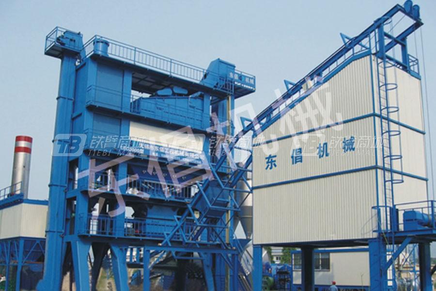 东倡机械LBD3000沥青混合料搅拌设备