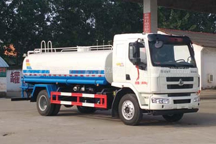 程力专汽CLW5180GSSL5柳汽14吨新款洒水车(玉柴180