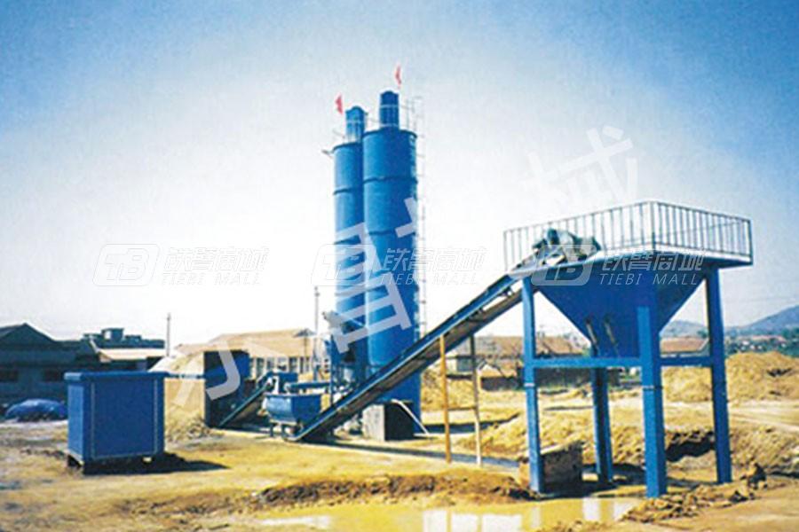 东倡机械WCB-300稳定土厂拌设备
