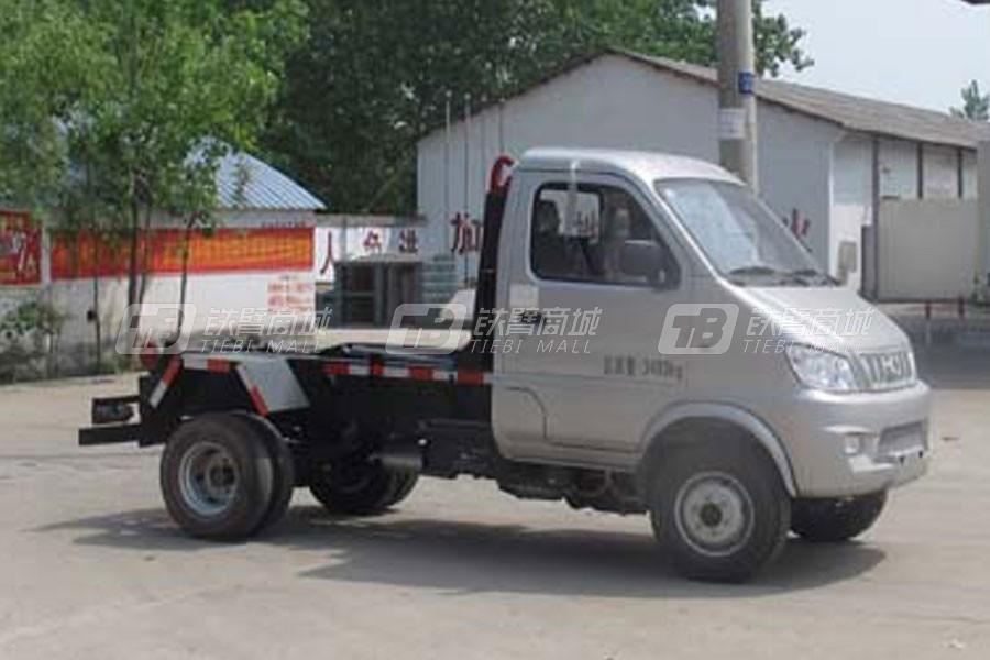 湖北合力CLW5031ZXXS4程力威牌车厢可卸式垃圾车