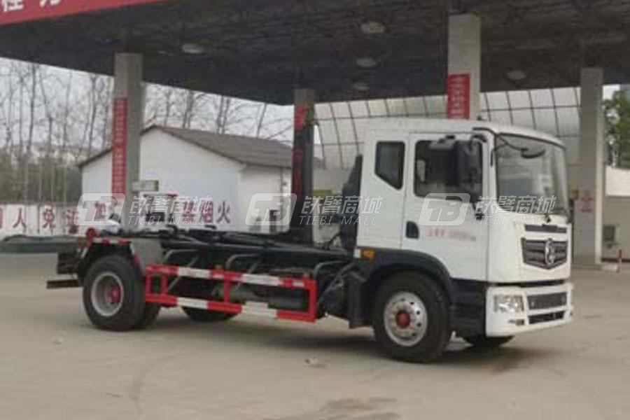 湖北合力CLW5161ZXXT5程力威牌车厢可卸式垃圾车