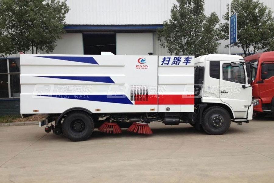 湖北合力CLW5160TSLD5程力威牌扫路车