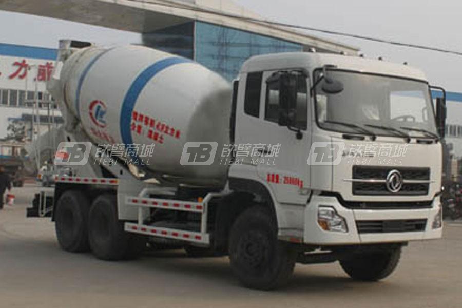 湖北合力CLW5250GJBD4程力威牌混凝土搅拌运输车