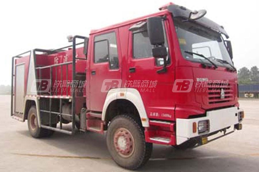 湖北合力CLW5130GXFSL20程力威牌森林消防车