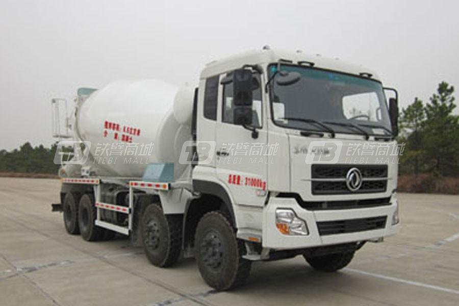 湖北合力CLW5310GJBD4程力威牌混凝土搅拌运输车