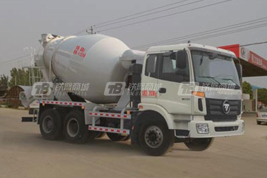 湖北合力CLW5250GJBB4程力威牌混凝土搅拌运输车