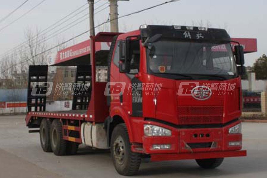 湖北合力CLW5250TPBC4程力威牌平板運輸車